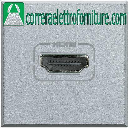 BTICINO AXOLUTE HC4284 PRESA HDMI
