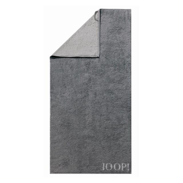 Handtuch Spirit Stripes 1664 77 Grau Blau Streifen Duschtuch Frottier JOOP