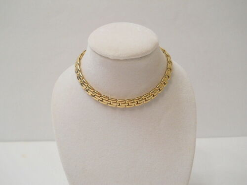 Anklet Item #S1013 14K Gold Filled Puffed Cellini Bracelet
