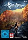 The Vanishing Of Ethan Carter (PC, 2014, DVD-Box)