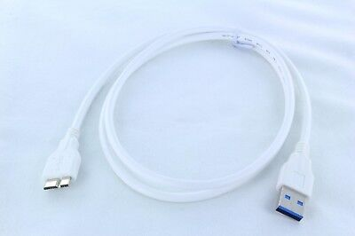 USB 3.0 Cable for Seagate 500GB 750GB 1TB Expansion Portable External Hard Drive