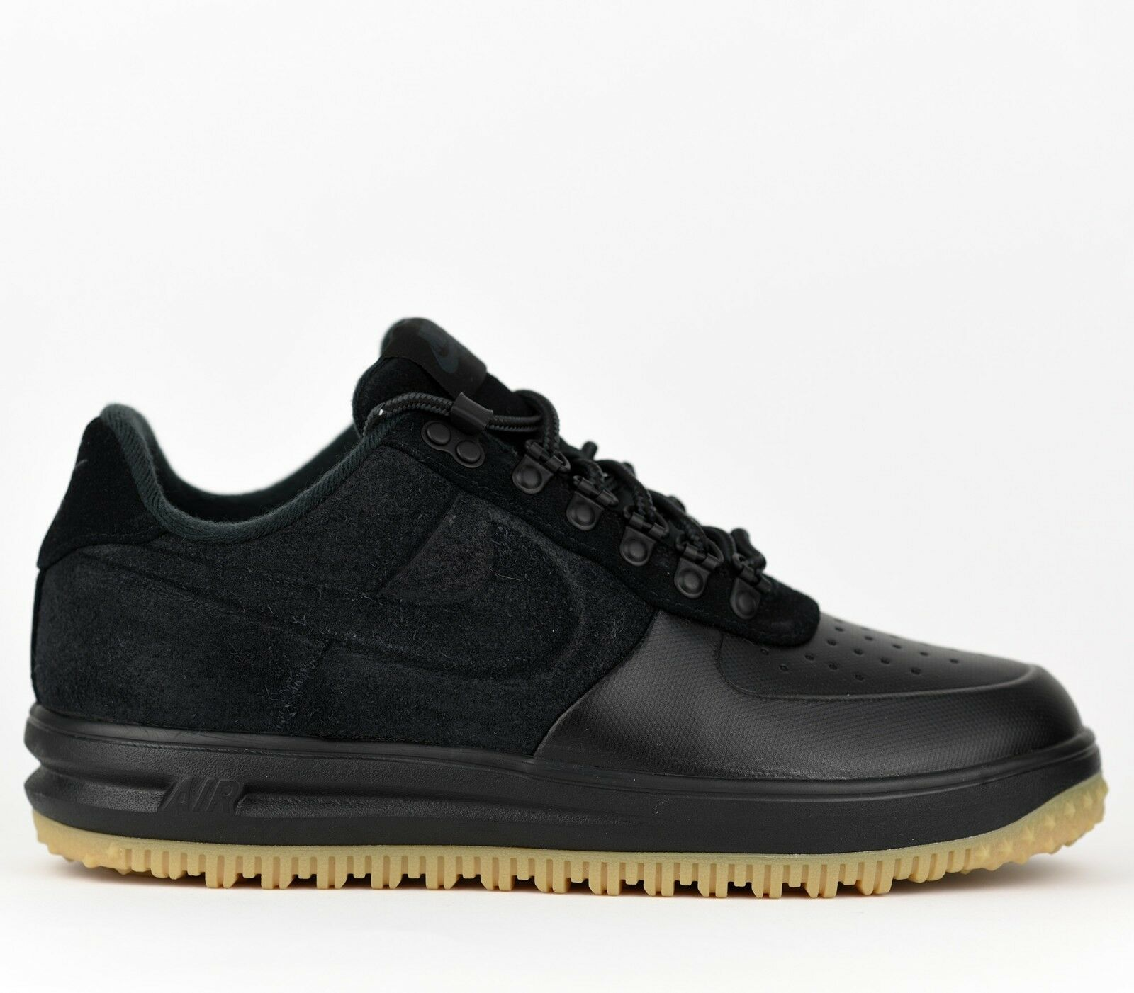 Nike Lunar Force 1 Duckboot Low LF1 Men Lifestyle shoes New Black AA1125-005