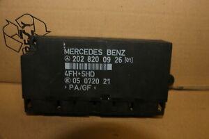 Original-Mercedes-Benz-W202-W124-Comfort-Control-Unit-4FH-Shd-A2028200926-De