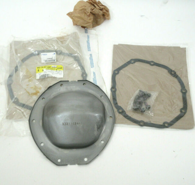 GM OEM Rear-Axle Differential Pumpkin Cover 12479377