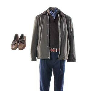The-Lovebirds-Brett-Kyle-Bornheimer-Screen-Worn-Jacket-Vest-Shirt-Pants-amp-Shoes
