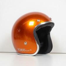 TORX Casco Moto Wyatt Shiny Glitter Blue L