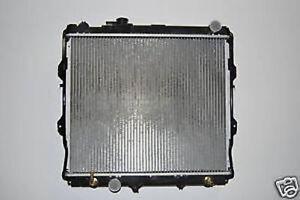 SUITS TOYOTA HILUX RZN149R 10/1997-1/2005 AUTO/MAN NEW RADIATOR PETROL 2.7ltr