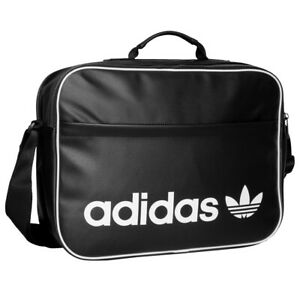 Empírico Menos Arruinado  Adidas Vintage Airliner Tasche Bag Originals Freizeit Umhängetasche black  GD4784   eBay