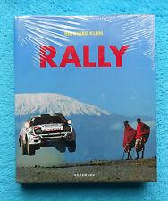 RALLY Reinhard KLEIN 1999 Motorsport Autorennen 3829009089 RAR selten