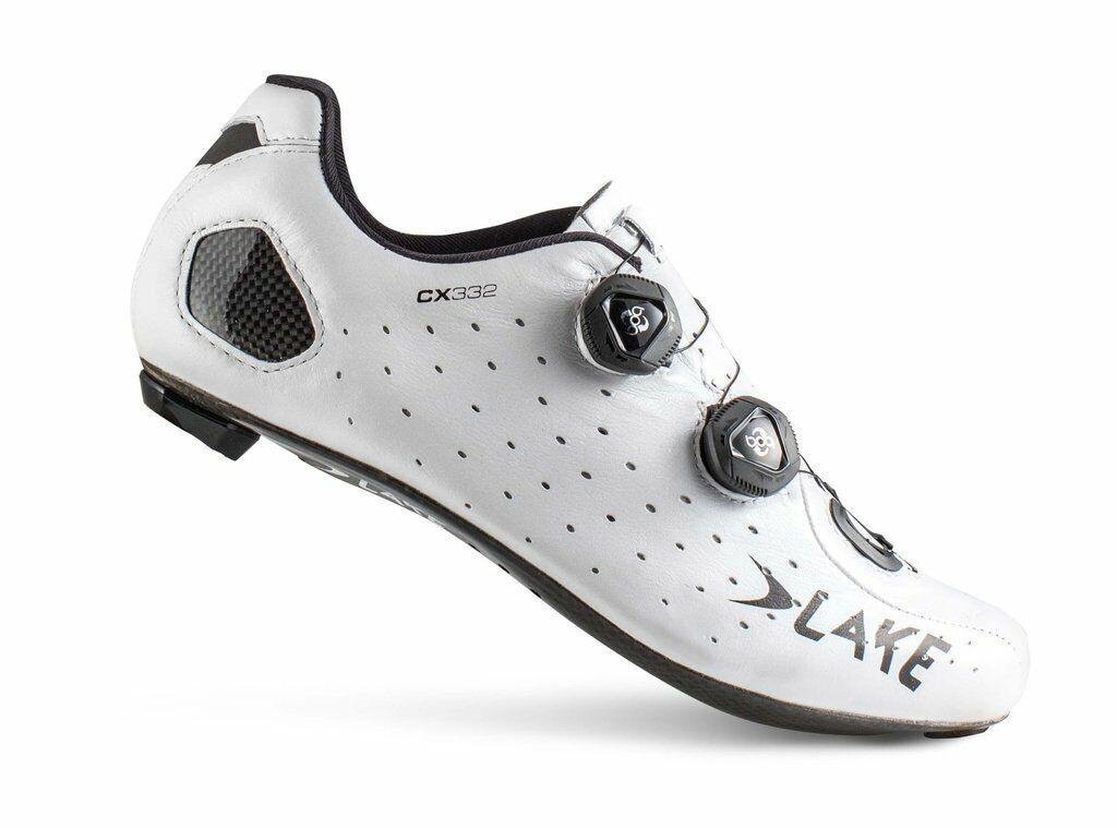 Lago CX 332 Road Zapato blancoo 39.5