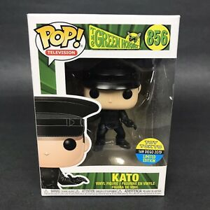 Funko-POP-Kato-The-Green-Hornet-856-Toy-Tokyo-SDCC-2019-Exclusive