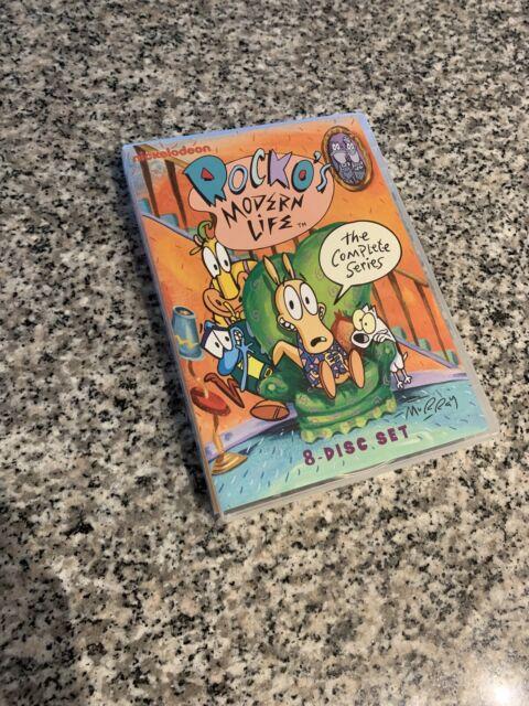 Rockos Modern Life: The Complete Series (DVD, 2013, 8-Disc Set)