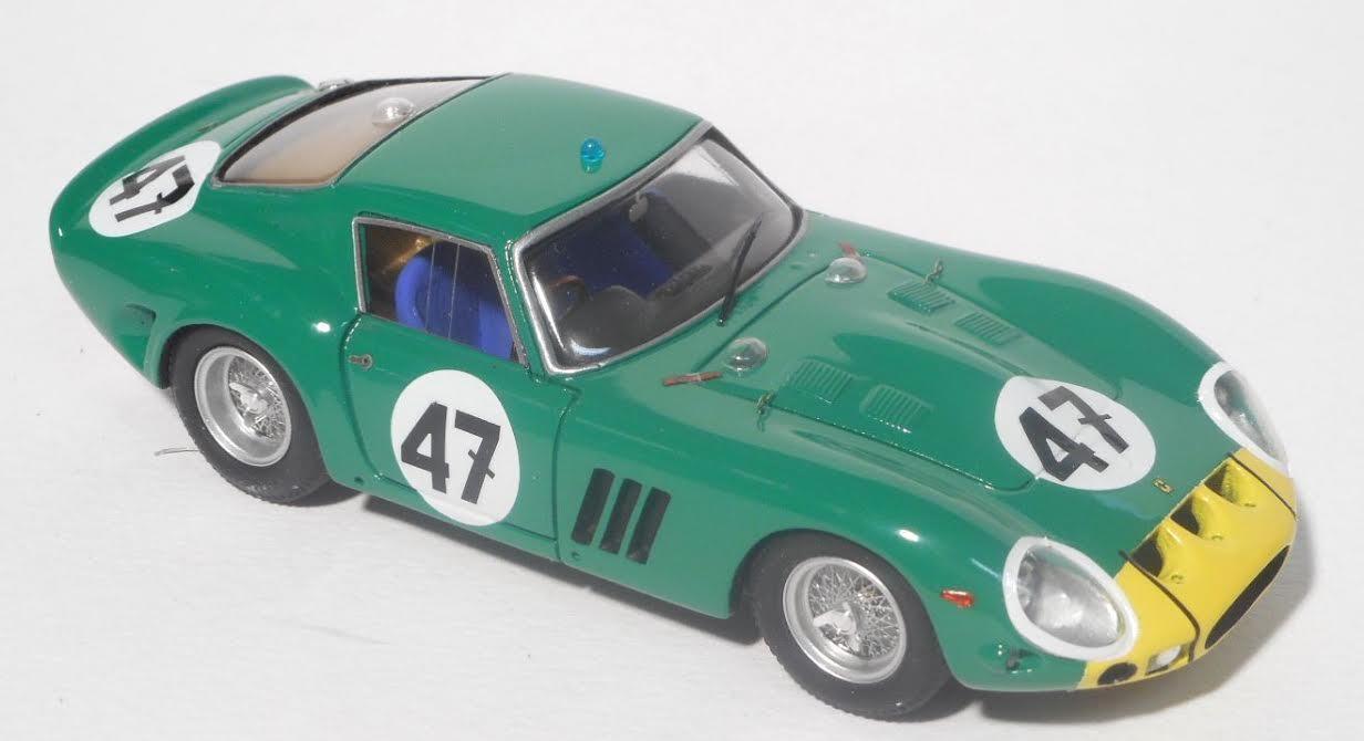 Kit Ferrari 250 GTO Ch.3767  47 Nurburgring 1963 - Modelling Plus kit 1 43