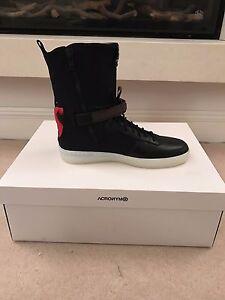 Sp Lab Nike Air Crimson Hi Uk 10 Acronym Black 9 Force De Detalles X Downtown Us 1 T13uFlKc5J