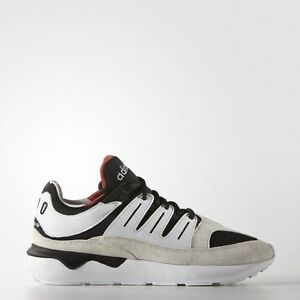 Adidas Tubular 93 trainers black-white |