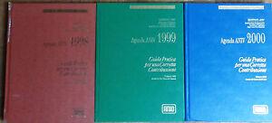 Agenda-Aniv-1998-1999-2000-AA-VV-Editrice-Aniv-R