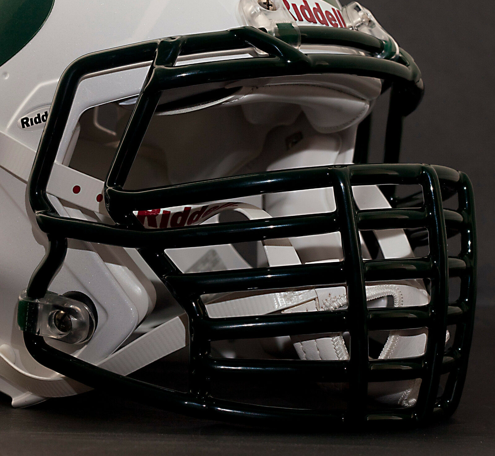 NEW YORK JETS Riddell Speed BIG GRILL S2BDC-HT-LW Football Helmet Facemask
