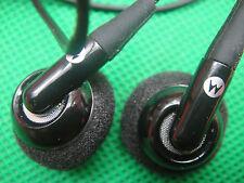 Motorola EH20 Stereo Handsfree 3.5mm Headset for DROID BIONIC, DROID RAZR new