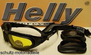 Motorrad-Brille-034-Eagle-034-von-Helly-No-1-Bikereyes