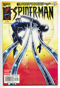 Webspinners-Tales-Of-Spider-Man-18-Marvel-VF-NM-Doctor-Octopus