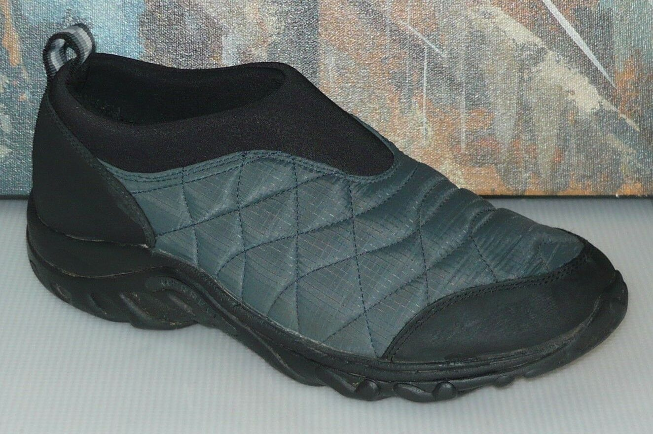 Merrell Women's Black Gray Sport Hiking Water Shoes SZ 10
