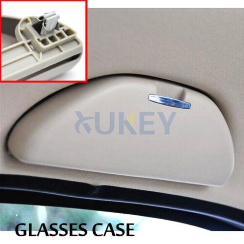 For VW POLO 6R 2010-2017 Sun Visor Glasses Holder Box Sunglasses Clip Case