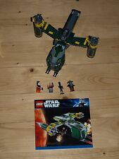 Bounty Hunter Assault Gunship Star Wars™ Set 7930 mit allen  Minifiguren !
