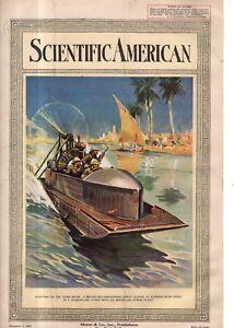 1917 Scientific American November 3-Hydroplane