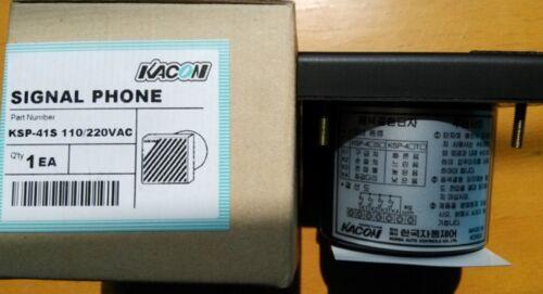 1pcs New KACON KSP-41S
