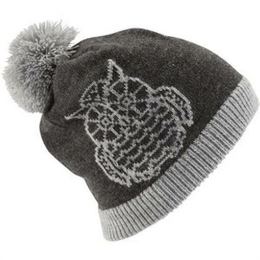 dea85ae8f69 Coal The Fauna Pom Beanie Heather Black