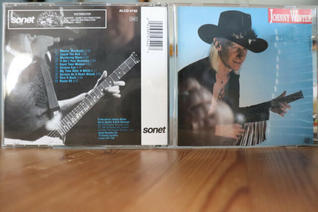 Johnny Winter - Serious Bussiness
