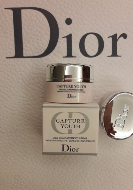 446022a9b33 Dior Capture Youth Age-delay Advanced Creme 5ml X 6 30ml for sale ...