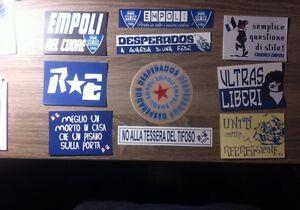 Empoli 10 Stickers Ultras Pegatinas Aufkleber Stickers Rangers Desperados Ebay