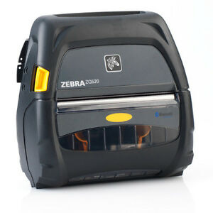 Zebra ZQ520 Direct Thermal USB Bluetooth Receipt Printer ...