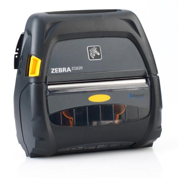 Zebra Zq520 Direct Thermal Usb Bluetooth Receipt Printer Zq52 Aue0000 00