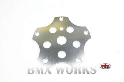 Old School Retro BMX ProBMX Pro Class Style Disc 130BCD Silver