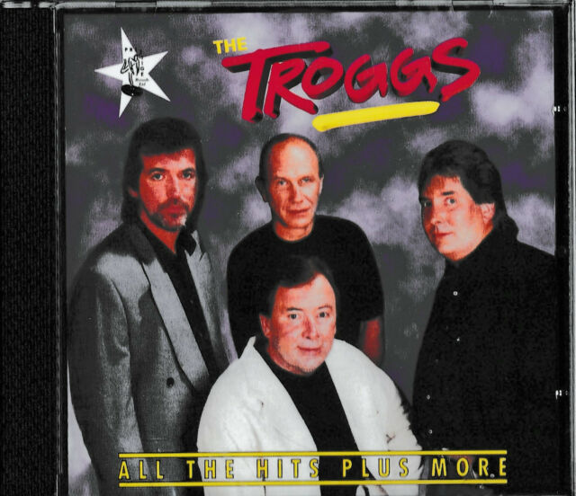 The Troggs - All The Hits Plus More / CD / NEU+OVP-SEALED!