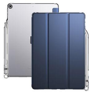 Poetic-Lumos-X-For-Apple-iPad-9-7-6th-Gen-2018-Case-Transparent-TPU-Cover-Blue