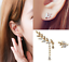 Fashion-Women-039-s-Crystal-Clip-Ear-Cuff-Stud-Punk-Wrap-Cartilage-Earring-Jewelry thumbnail 22