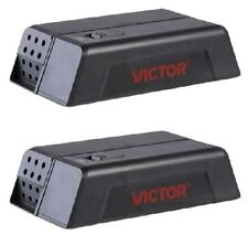 VICTOR Electronic Mouse Trap No Touch Batteries Pest Control M250S