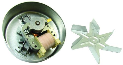 Rangemaster Forno Ventilato Motore e piastra di montaggio A097769