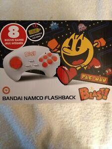 BANDAI-NAMCO-FLASHBACK-BLAST-8-BUILT-IN-GAMES-NIB