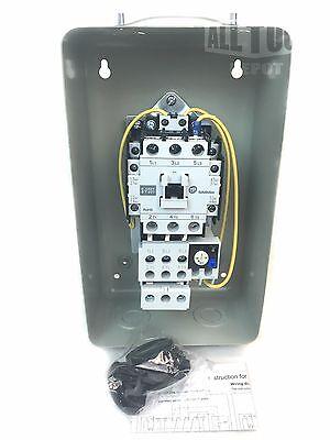 15HP 3-Phase 230V MS-50T Magnetic Motor Starter 65Amp