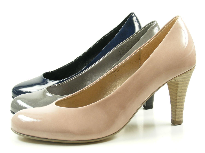 Gabor 75-210 75-210 75-210 Zapatos señora Kaffir pintura de salón a nivel F  marca en liquidación de venta