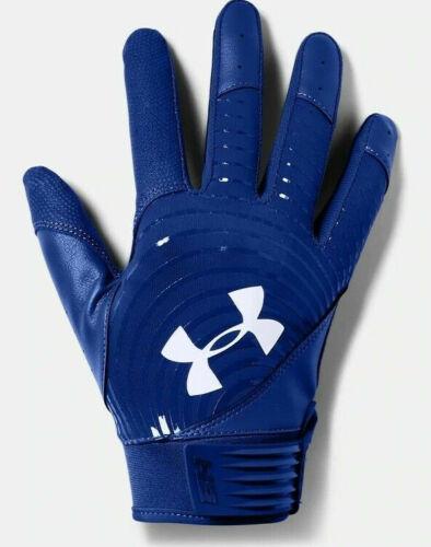 2020 Under Armour Men/'s UA Harper Hustle Baseball Softball Batting Gloves Adult