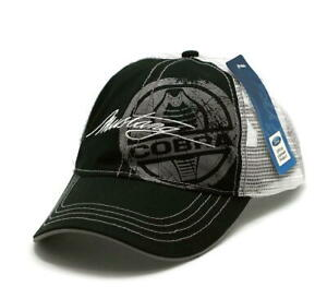 4e3f3428d4778 Image is loading Hat-Ford-Cobra-Mustang-Adjustable-Mesh-Vented-Ball-