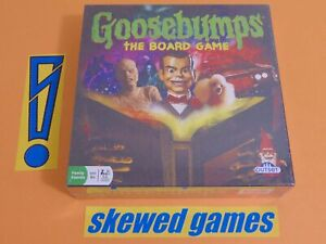 Goosebumps The Board Game - Outset Media - Brand New Factory Sealed