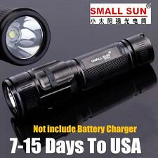 SMALL SUN ZY-T11 1800lumen 300meter CREE XML T6 LED TACTICAL 18650 Flashlight US