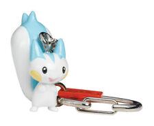 Pokemon Pachirisu Keychain Poke Ball Keyring Diamond Pearl Anime Retired S16