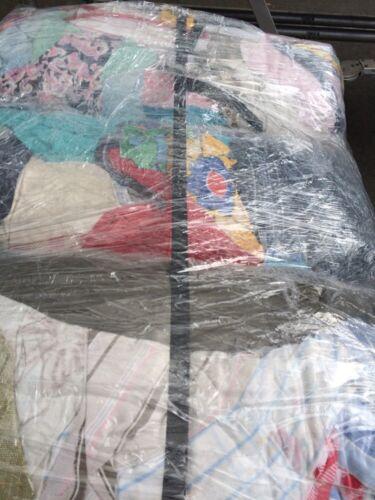 15 kg-Paket Putzlappen Baumwolle Bunt günstig Einwegputzlappen Reinigungstücher